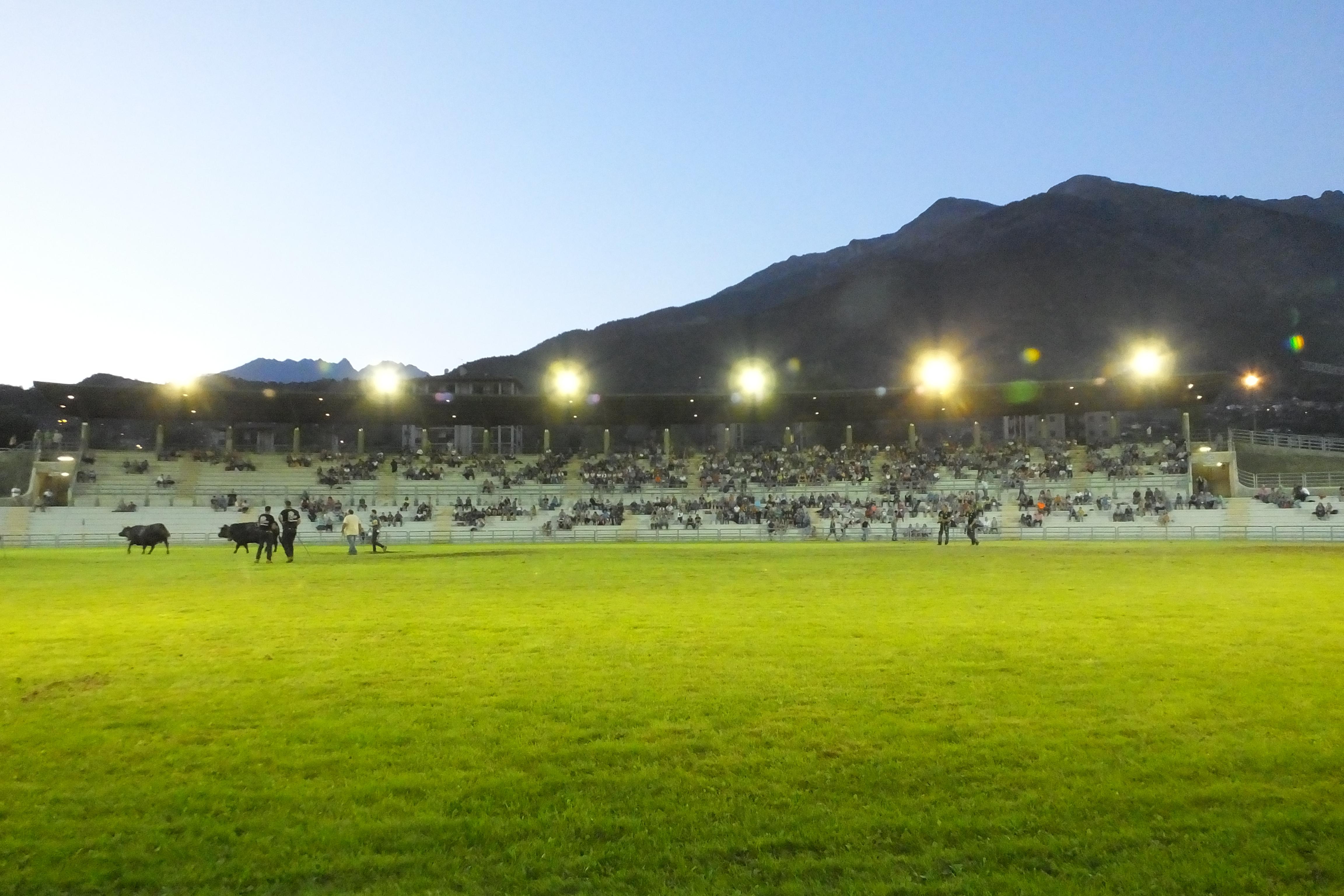 Eliminatoria del 15 agosto 2019 di Aosta